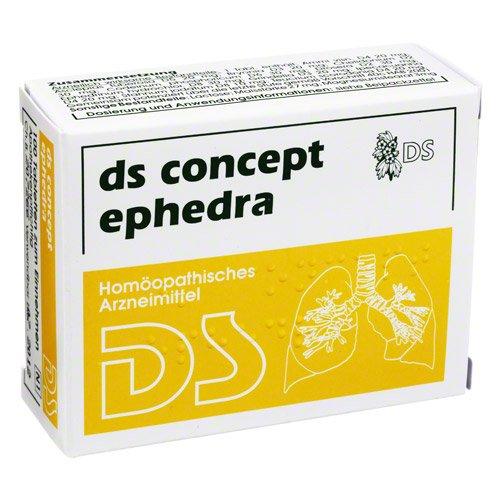 Ds Concept Ephedra Tablet 100 stk