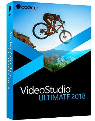 COREL VideoStudio 2018 Ultimate ML (DVD)