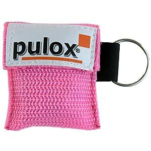 PULOX RESPI-Key Schlüsselanhänger Beatmungsmaske in 6 Farben erhältlich