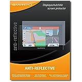 """4 x SWIDO® protecteur d'écran Garmin DriveAssist 51 LMT-S protection d'écran feuille """"AntiReflex"""" antireflets"""