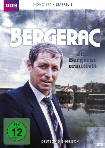 Bergerac Season 8 (BBC) [3 DVDs]
