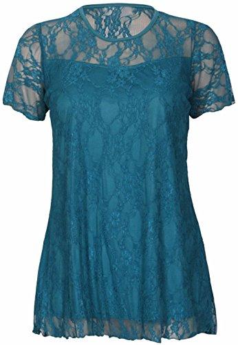 Purple Hanger - T-shirt -  Femme Vert - Vert jade