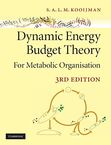 Dynamic Energy Budget Theory for Metabolic Organisation: A Survey to Celebrate the 65th Birthday of Dennis Sciama (English Edition)