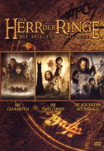 Die Spielfilmtrilogie (3 DVDs)