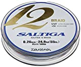 Daiwa Saltiga 12 Braid 0.26mm, 24,8kg/55lbs 300m multicolour
