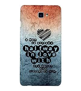 EPICCASE impressive heart Mobile Back Case Cover For Coolpad Dazen 1 (Designer Case)
