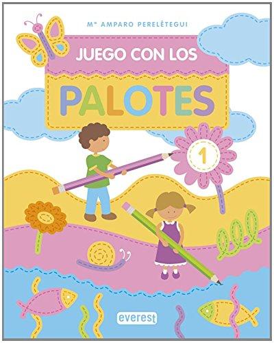 Juego con los palotes 1 por María Amparo Perelétegui Candelas