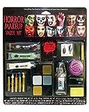 21-teiliges Horror Schminke Spar Set- Halloween Make-up Kit