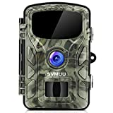 "SVMUU Wildkamera 14 MP 1080P Jagdkamera Beutekameras 2.4"" LCD mit"