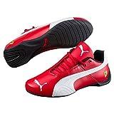 Puma Unisex Sf Future Cat Jr Red Sneakers-3 UK/India (35.5 EU)(36419212)