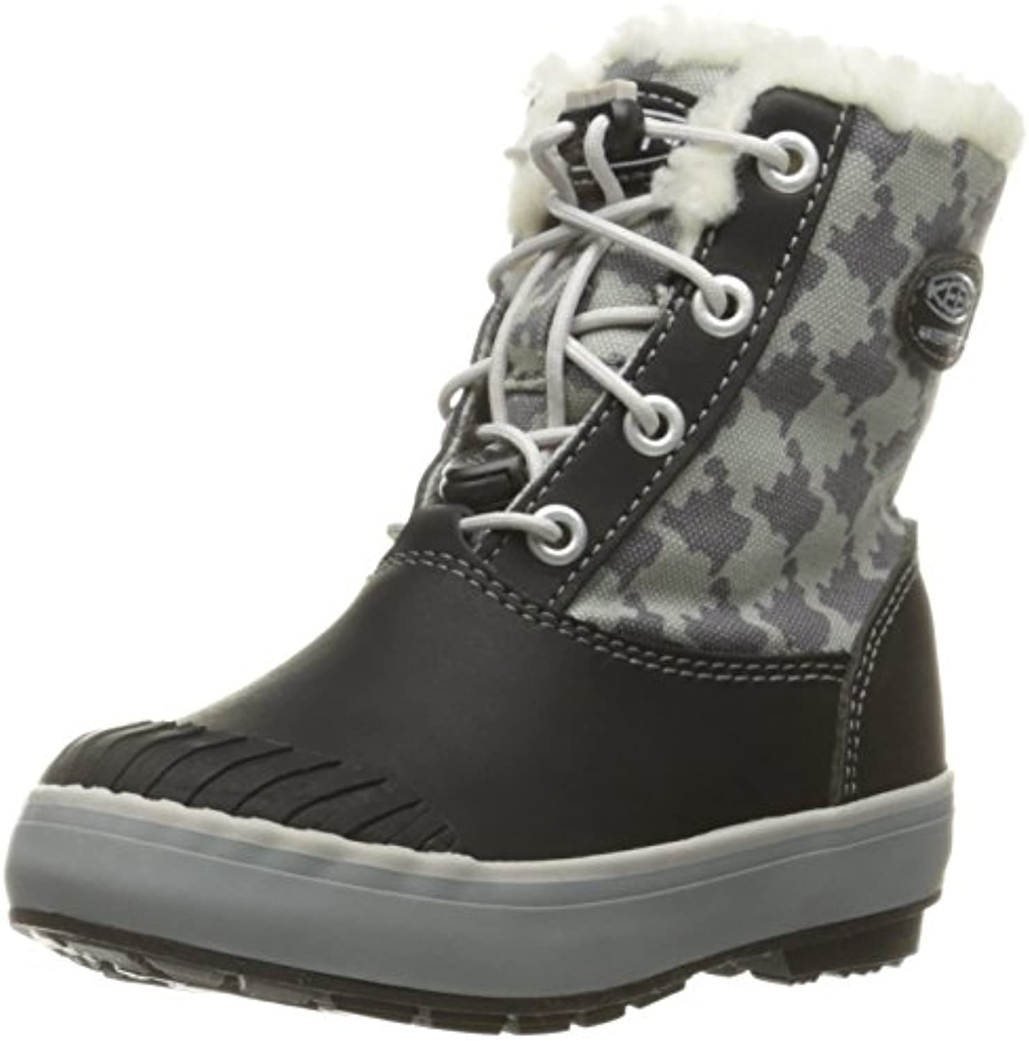 Keen ELSA Boots Youths Black/Houndstooth 2017 Stiefel