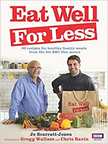 Eat better for less book