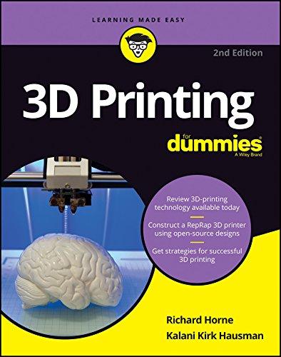 3D Printing For Dummies por Richard Horne