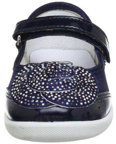 Naturino 8042 A 400040301 Mädchen Ballerinas Blau (Bleu 9101)