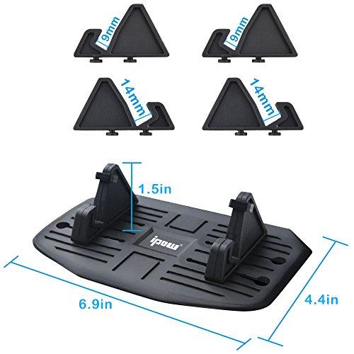 grillen wie die profis neue version ipow universal silikon handyhalterung antirutschmatte. Black Bedroom Furniture Sets. Home Design Ideas