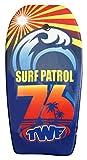TWF Planche de Bodyboard EPS pour Enfant, Surf Patrol, 83cm