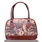Scarlett Premium Women's Handbag (Dark Brown)