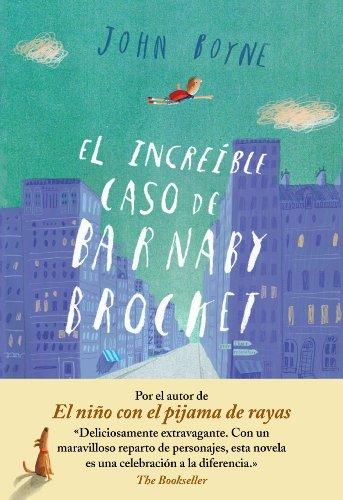 El increíble caso de Barnaby Brocket por John Boyne