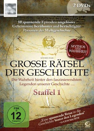 Große Rätsel der Geschichte - Mythos oder Wahrheit?: Staffel 1 (2 DVDs)