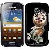 Hülle für Samsung Galaxy Ace 2 (GT-I8160) - Ausreißer Trägheit by Adam Lawless