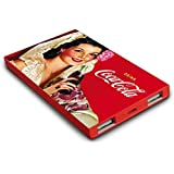 POWER BANK 4000MA PLANA COCA-COLA USBx2 ACABADO P7