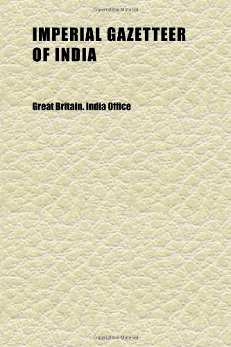 Imperial Gazetteer of India (Volume 14)