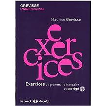 Exercices de grammaire française