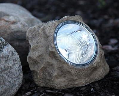 Best Season 477-26 LED-Solarstein 11.5 cm x 15 cm von Best Season auf Lampenhans.de