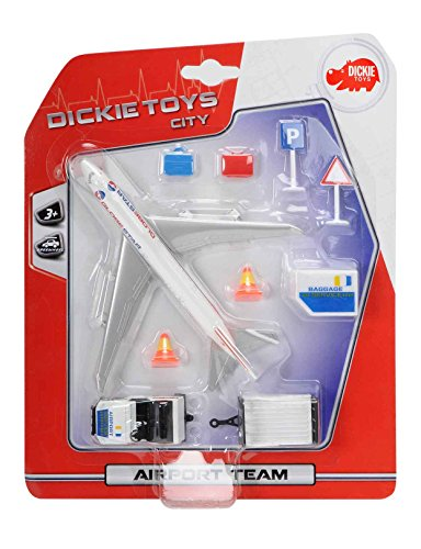 Dickie Toys - 203343002 - Jeu d'aéroport