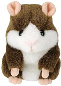 Mimicry Pet Hamster (Capuccino Brown)