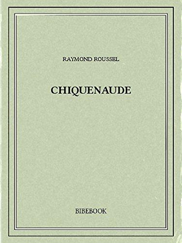 Couverture du livre Chiquenaude