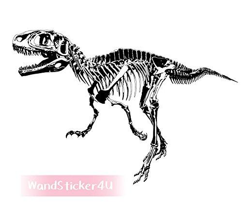 pared-sticker4u-pared-adhesivo-t-rex-esqueleto-negro-efecto-de-104-x-68-cm-diseno-real-dinosaurios-r