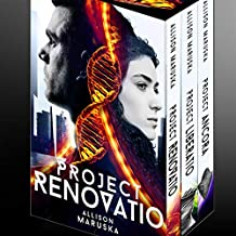 Project Renovatio: The Complete Trilogy