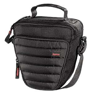 Hama Syscase 110 Colt fonctionnel pour Appareils photo numérique SLR avec Objectif Noir