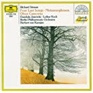 R. Strauss - Four Last Songs, Oboe Concerto, Metamorphosen