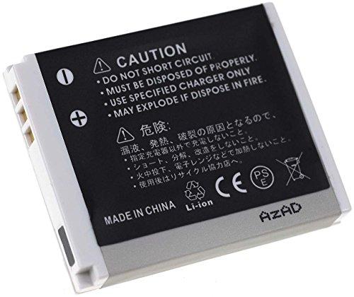 Batteria compatibile per Canon tipo NB-6L, Li-Ion, 800mAh, 3,7V, 3,0Wh,