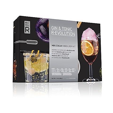 GIN & Tonic R-Evolution Molekularküche Kit Mixology Set by Molecule-R