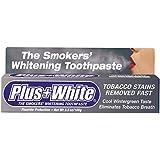 Plus - Le Blanc Du Fumeur Dentifrice 3,5 Oz