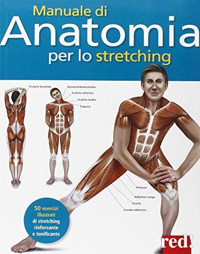 Manuale di anatomia per lo stretching (Discipline) por Ken Ashwell