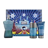 Jean Paul Gaultier Le Male Set de 125 ml Eau de toilette EDT + 50 ml de déodorant + 75 ml
