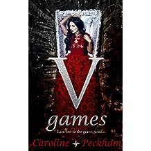 V Games (The Vampire Games Book 1) (English Edition)