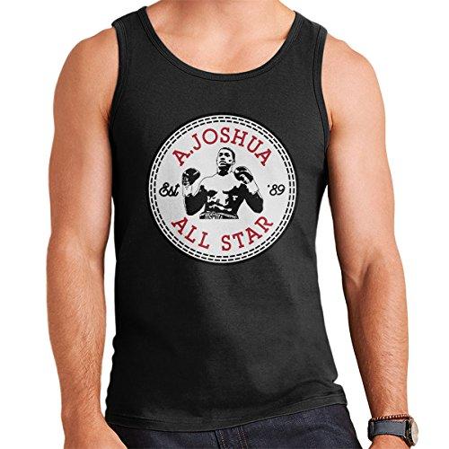 Anthony Joshua All Star Converse Logo Men's Vest Black
