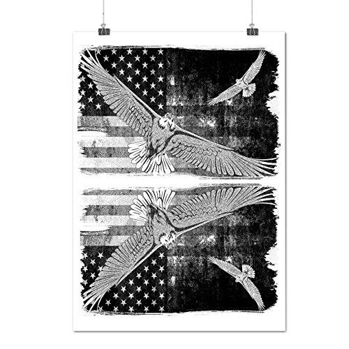 american-eagle-flag-us-falcon-matte-glossy-poster-a2-60cm-x-42cm-wellcoda