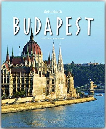 Bildband Reise durch BUDAPEST