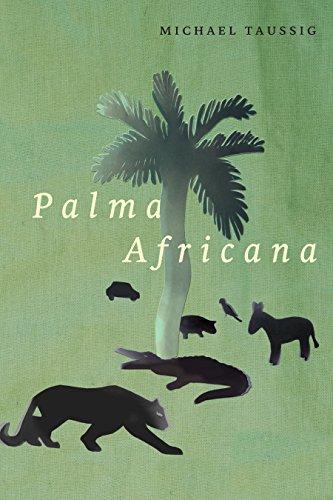Palma Africana (English Edition)