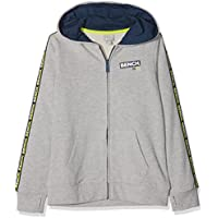 Bench Jungen Sweatjacke Branded Tape Hoody Sweat