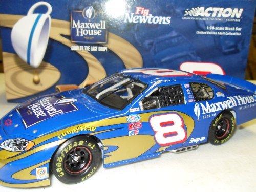 Steve Park Maxwell House 2003 #8 Action Racing 1:24 Die-Cast Stock Car by NASCAR (Nascar 24 1 Cars Diecast)