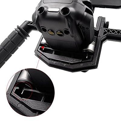 Huhua-Helicopter Holder,Huhua Gimbal Camera Tray Handheld Stabilizer Bracket Kit For DJI Mavic Air Drone Parts