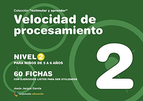 Velocidad De Procesamiento (color) Numero 2 (Estimular Y Aprender) por Jesus Jarque Garcia