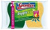 SPONTEX SPUGNA DOPPIO USO 2PZ